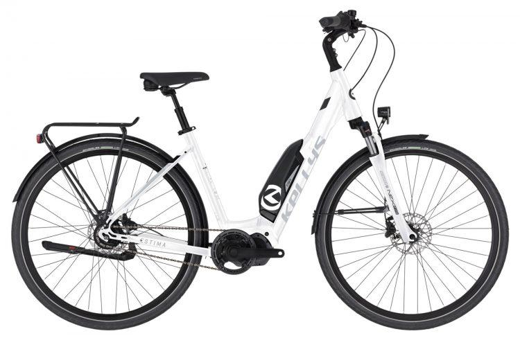 trekking elektromos bicikli